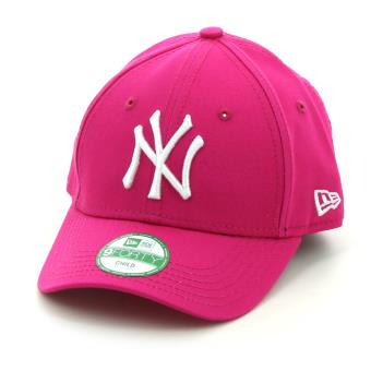 Casquette New Era MLB New York Yankees 9FORTY Child Rose Taille 5 6 ans  Enfant Fille - Casquettes et chapeaux de sport - Achat   prix   fnac 17d3c4354ac