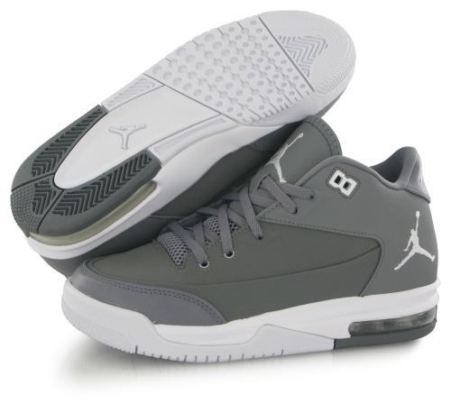 Nike Air Jordan Flight Origin gris, chaussures de basketball