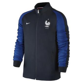 Nike Equipe De France Fff Auth N98 Veste