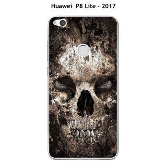coque huawei p8 lite 2017 skull