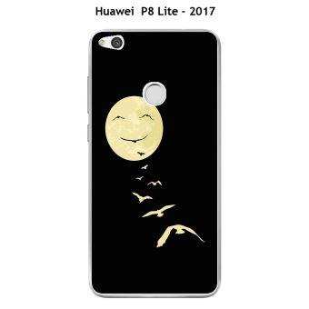 coque huawei p8 lite 2017 lune