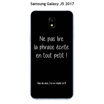 coque samsung j5 2017 citation