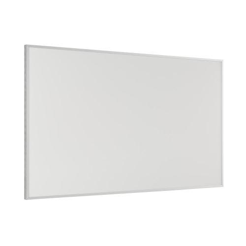 Klarstein Wonderwall IR 60 Carbon Crystal - Panneau de chauffage infrarouge 60x60cm 600W - blanc