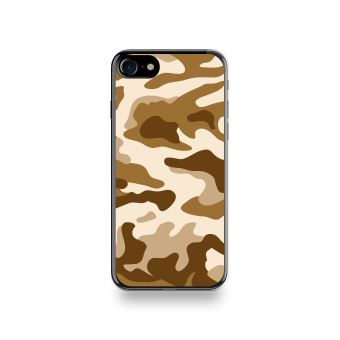 coque motif militaire iphone 8