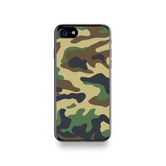 coque iphone 8 vert kaki