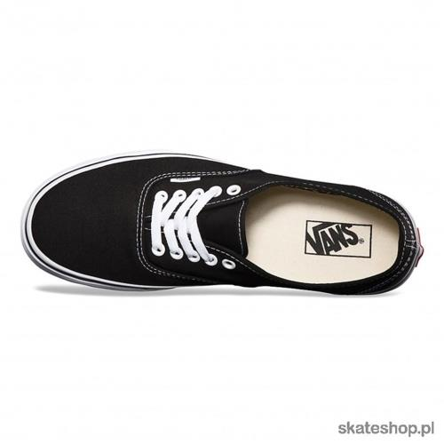 Baskets basses Vans Authentic Noir Pointure 42,5 Adulte Homme