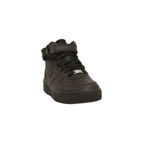 Nike Mid 38 Force 1 Jr Air Enfant Chaussons Noir 5 Et Chaussures zMjVGLSUqp