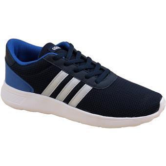 cheaper 447c2 52433 Chaussures de sport Adidas Lite Racer K AW4053 fonce Adulte Mixte - Achat   prix  fnac
