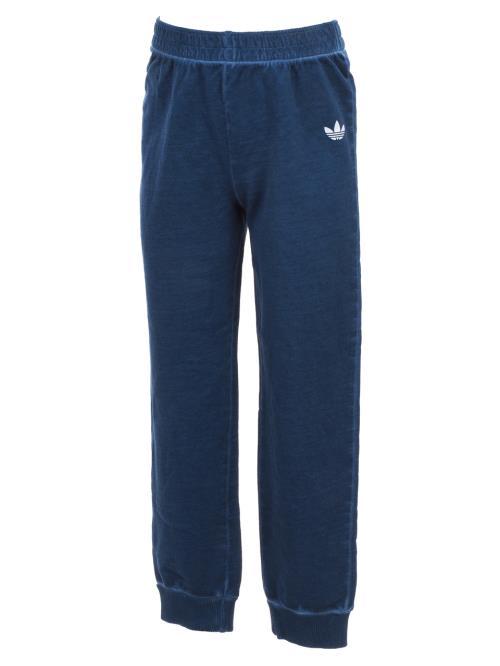 Survetement ensemble I tery hood set bleu bb Adidas