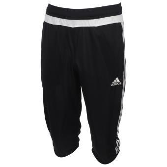 3fe16169ec6ff pantacourt adidas gar鏾n. Pantacourt bermuda Adidas Tiro15 Noir Taille 12 13  ans Enfant ...