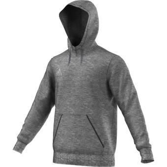 Sweat à capuche adidas Core 15 NoirBlanc