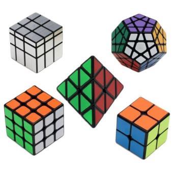 rubik 39 s cube magique de vitesse 2x2x2 3x3x3 pyramide megaminx set enfant cadeau puzzle achat. Black Bedroom Furniture Sets. Home Design Ideas