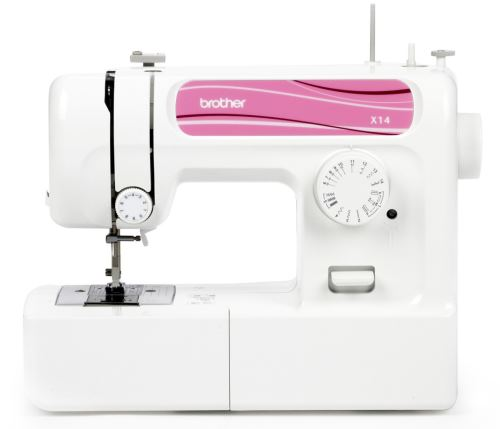 machines a coudre brother x14 - 14 fonctions de couture - achat