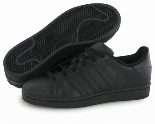 Adidas Originals Superstar Foundation Noir AF5666 Homme