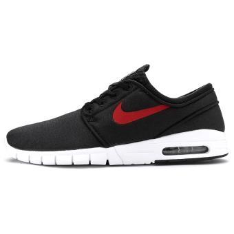 cheap for discount 0400d df4b2 Nike SB Stefan Janoski Max Formateurs en Noir, Blanc   Team Rouge631303 060  - Chaussures et chaussons de sport - Achat   prix   fnac