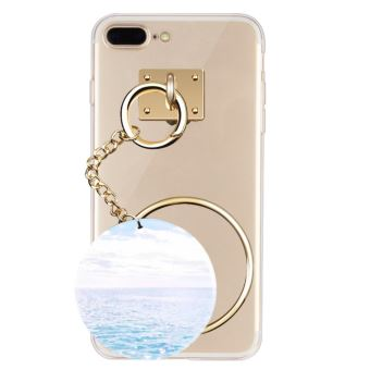 coque iphone 7 plus avec anneau