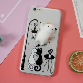 coque iphone 6 silicone 3d
