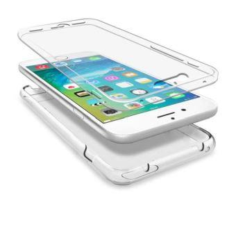 coque transparente integrale iphone 8 plus