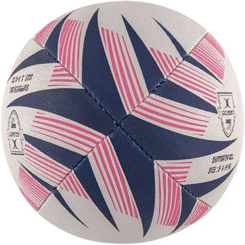 T5 Gilbert Ballon Rugby Stade Fran/çais Supporter