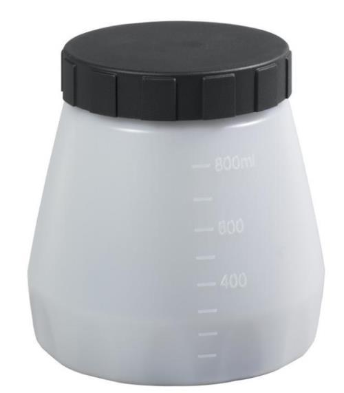 Wagner - Godet avec couvercle 250 ml Hvlp