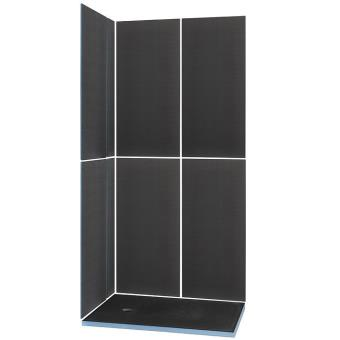 wedi kit receveur de douche 900x1200mm installations salles de bain achat prix fnac. Black Bedroom Furniture Sets. Home Design Ideas