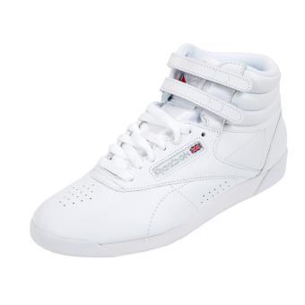 Reebok Freestyle HI Blanc 36,5 Chaussures Adulte Femme