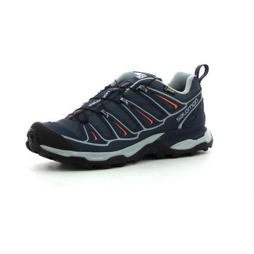 Bleu Adulte Ultra Gtx X Gore Tex 23 2 Femme Chaussures Salomon 40 CBfqwn