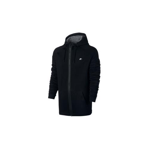 Nike Sweat Sportswear Full Zip Modern Hoodie 832166 010