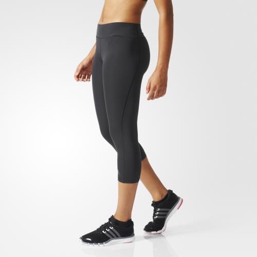 Adidas Legging 34 femme adidas Ultimate Fit M noir