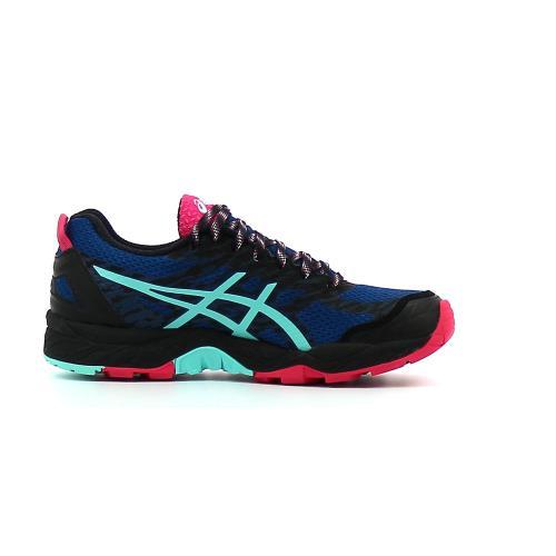 ASICS Gel Fujitrabuco 5 Bleu Rose 37 Femme Chaussures et