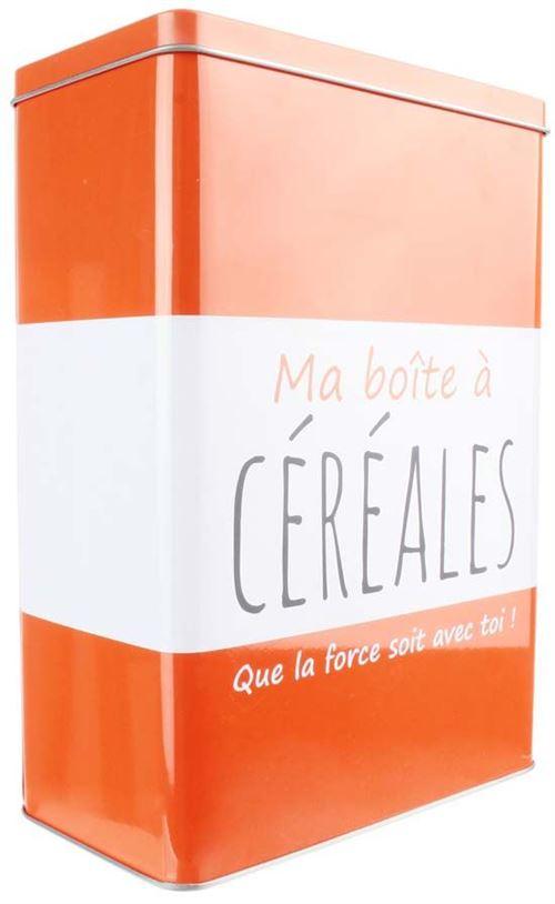 La Boite A - Ma boîte à céréales