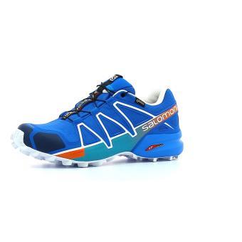 68f2394af25 Chaussures de Trail Gore-tex Salomon Speedcross 4 GTX Bleu Pointure 42  Adulte Homme - Chaussures et chaussons de sport - Achat   prix