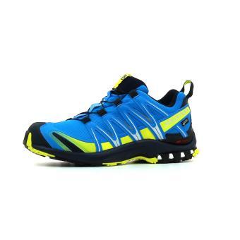 quantité limitée remise chaude ramassé Chaussures de trail / rando Salomon XA Pro 3D GTX Bleu ...
