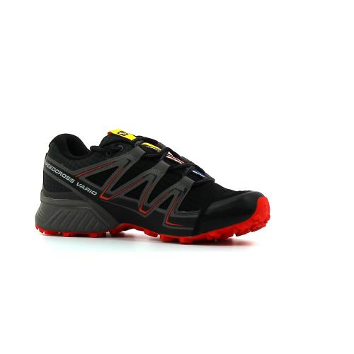 plus de photos f260a 538db Chaussures de Trail Salomon Speedcross Vario Noir Pointure ...