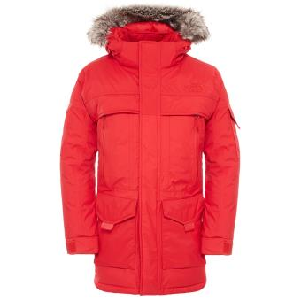 Homme Mcmurdo Face 2 PrixFnac The Adulte North Parka Achatamp; rsQhdtCx