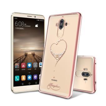 Coque KINGXBAR Star Series Diamond pour Huawei Mate 9 , Rose Gold Edge /  The Wish of the Stars , Etui pour téléphone mobile , Achat \u0026 prix