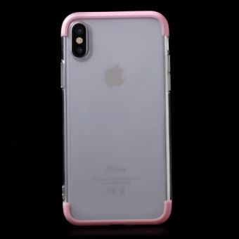 coque iphone x plastique