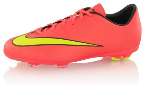 chaussure de foot enfant nike rouge