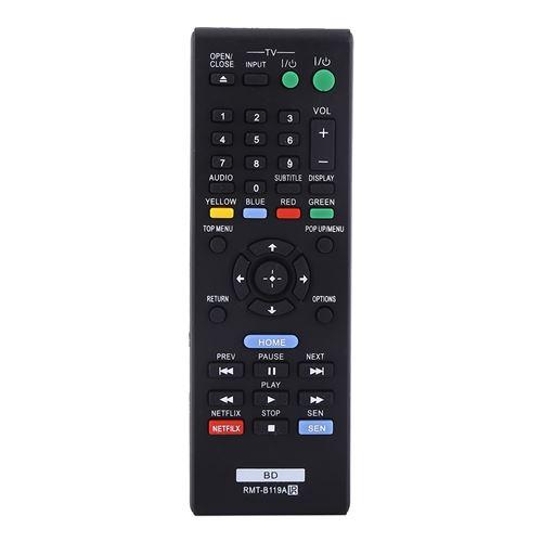 Télécommande RMT-B119A pour Sony Blu Ray