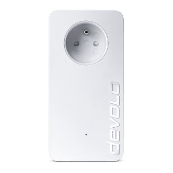 Kit de démarrage Devolo CPL dLAN 1200 Triple+ WiFi Blanc