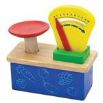 Viga Toys balance en bois 200 mm multicolore