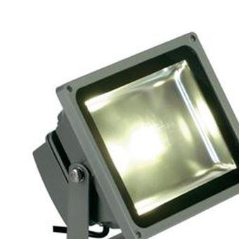Projecteur Led Exterieur Beam 30 W Gris Argent Luminaires