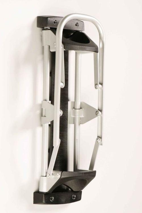 Abus 434101-02.000.00 ecopress can& pet, métal, gris, 40 x 15,5 x 10 cm meliconi