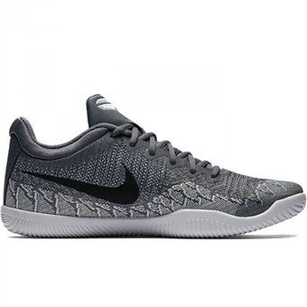 Chaussure de BasketBall Nike Kobe Mamba Rage gris pour homme