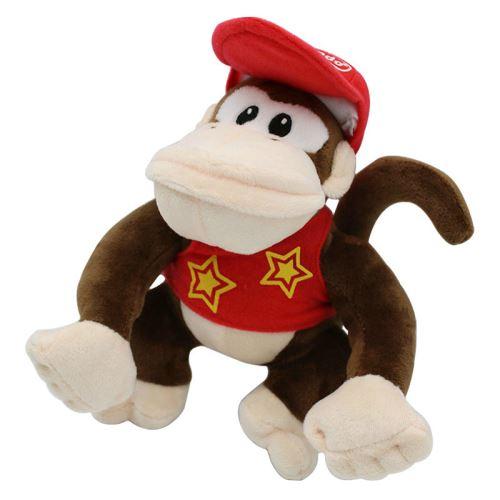 Peluche Super Mario - Donkey Kong 20cm