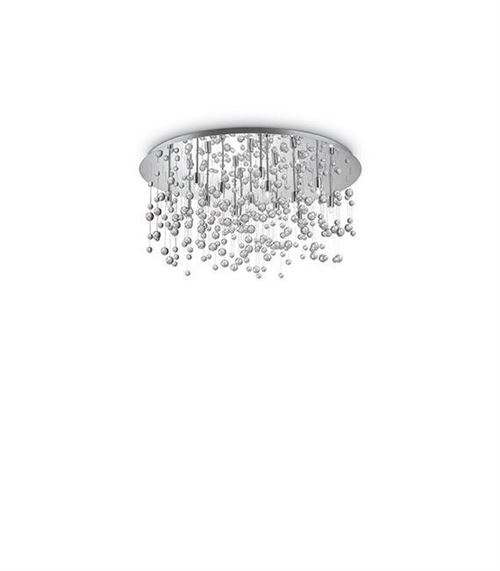 Plafonnier Blanc NEVE 15 ampoules