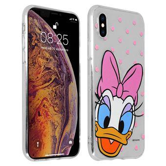 coque silicone iphone xs disney