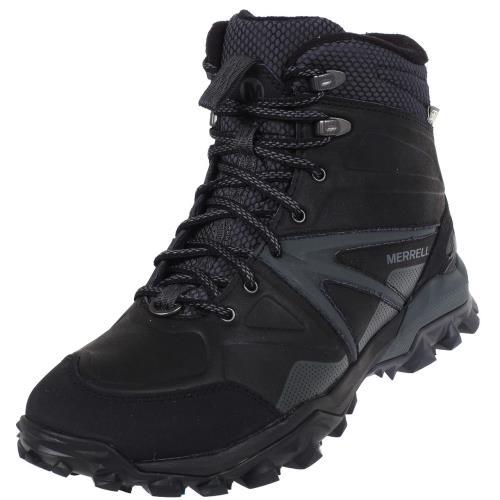 Chaussures de randonnée Merrell Capra Glacial Ice+ Mid Waterproof Waterproof Mid Noires Tailles 42 - Chaussures ou chaussons de sport - Equipements sportifs 4b7a4d