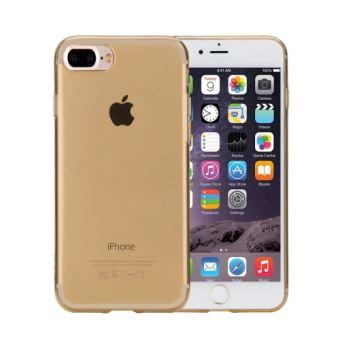 coque dorée iphone 8