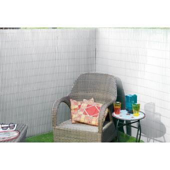 H1xL3m face PVC Canisse avec simple en blanc fixations xtQCrdBsh